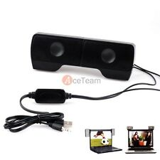 Notebook Mini Portable USB Speaker for Mp3 Phone Music Player laptop computer PC