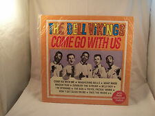 "THE DELL VIKINGS Come Go With Us 12""LP SWEDISH Star Club re-issue of rare tracks"