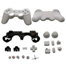 White Durable Shell Case Cover Parts 19 Packages for PS3 Wireless Controller