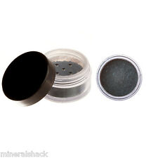 Mineralshack Sinister Green  Extra Large mineral face powder make up Eye Shadow