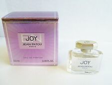 ENJOY by Jean Patou Paris Eau De Parfum EDP Mini 3 ml .09 oz New in Box