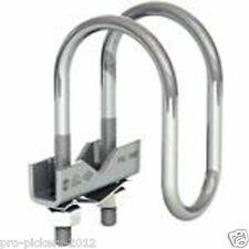 """NEW Tolco 3"""" x 1"""" Fig 1000 Fast Clamp Seismic Bracing Sway Brace Pipe Attachment"""