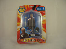 DR WHO THE OOD GLOW IN THE DARK EYES FIGURE SERIES 2