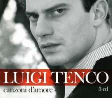 Box Canzoni D'amore [3 CD] - Luigi Tenco BMG RIGHTS MANAGEMENT