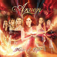 ARVEN Music Of Light CD ( 200721 )                        Female-Fronted Metal