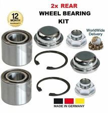 FOR SUZUKI ALTO MK IV V 1.0 1.1 2002  ON NEW 2x REAR WHEEL BEARING KITS