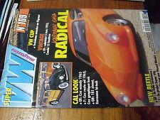 µ?a Super VW Mag n°109 La revue du Combi Cox Karmann Coccinelle