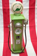 GAS FUEL PUMP SINCLAIR replica tin plate tinplate handmade retro vintage metal