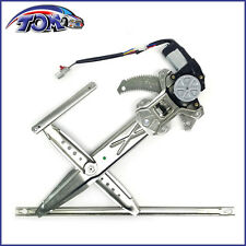 BRAND NEW FRONT DRIVERS SIDE POWER WINDOW REGULATOR WITH MOTOR FOR 96-00 CIVIC