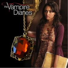 Vampire Diaries Collier Bonnie pendentif  talisman de protection de Bonnie