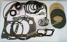 TF-6 TF6 A904 Transmission Rebuild Kit 1960-1971 & Raybestos Clutches Chrysler
