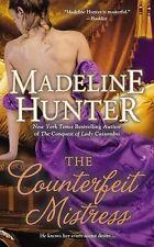 The Counterfeit Mistress (Fairbourne Quartet), Hunter, Madeline, Good Book