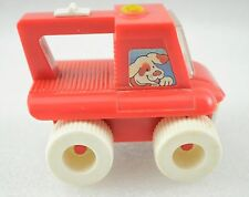 Vintage 1970's Flashlight Toy Car