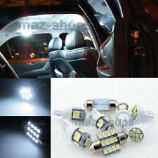 Bright White Room Trunk LED SMD Light Interior Package For 2012-2016 Kia Rio