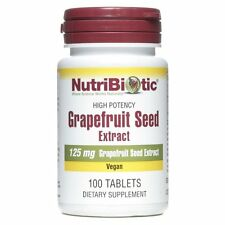 Grapefruit Seed Extract Nutribiotic 100 Tabs