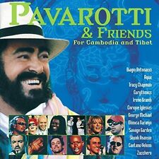 Luciano Pavarotti & friends for Cambodia and Tibet (2000) [CD]
