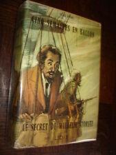 CINQ SEMAINES EN BALLON ... - Jules Verne 1965 - Ed. Lidis - Ill. M. Grimaud