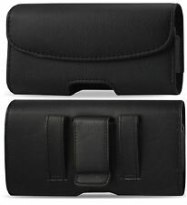Belt Clip/LOOP leather Holster pouch  case cover For Samsung Galaxy J3 (2016)
