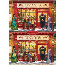 NEW! Otter House Christmas Spot the Difference No. 2 1000 piece festive jigsaw