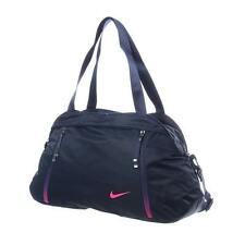 Nike Womens AURALUX Club Training Bag Gym Bag NEW BA5208-451 Navy Pink