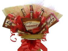 De Lujo Galaxy Chocolate Gift Basket Bouquet Cumpleaños gracias Regalo Hecho A Mano