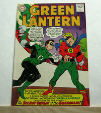 GREEN LANTERN #40 1st APP OF CRISIS,GOLDEN AGE GL CROSSOVER VF DC COMICS 1965 NR