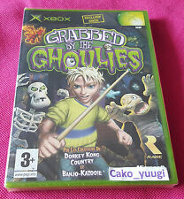 GRABBED BY THE GHOULIES XBOX NEUF SOUS BLISTER VERSION FRANCAISE RAREWARE