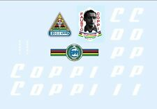 Coppi Bicycle Decals-Transfers-Stickers #5