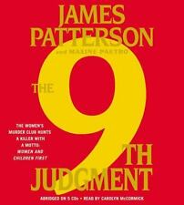 The 9th Judgment (The Women's Murder Club) Patterson, James, Paetro, Maxine Aud