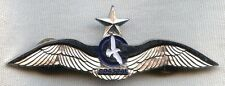 1990's Coastal Airlines First Officer Wing