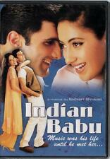 Indian Babu (DVD, 2006) Bollywood  Brand new Free shipping/tracking!