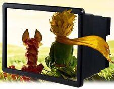 F2 Mobile Phone 3D Black Screen Magnifier Stand 3D Video Screen Amplifier