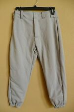 Don Alleson Athletic Gray Baseball Pants Youth Large L