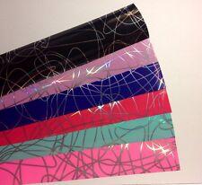 """""""Colourful Melodies"""" Nail Art Foils Set  6x20 Cm"""
