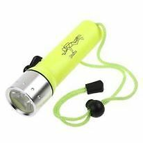 Diving Torch LED light Q5 50 meter 300LM