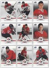 NICK BAPTISTE CANADIENS 2014 TEAM CANADA JUNIORS HOCKEY SP #123