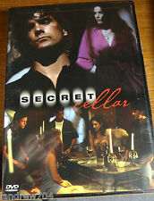 Secret Cellar DVD NEW Unrated Eros Collection