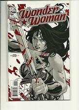 WONDER WOMAN 10! (2008) DODSON COVER! NM!