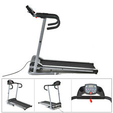 Portable Folding Motorized Treadmill Electric Running Gym Home Fitness Machine