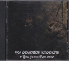 NO COLOURS RECORDS - 15 years jubileum metal attack vol. 1 CD