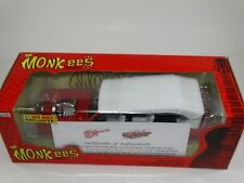 AW Autoworld The Monkees Mobile Rare Exclusive 1 of 200 1:18 Scale Diecast Car
