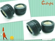 Kyosho Mini Z Mini Monster rubber tires 30 degree with insert GPM MMZ897K30G