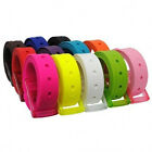 New! Silicone Belt Many Colors Fruit Golf Baseball Softball Jelly Rubber Plastic