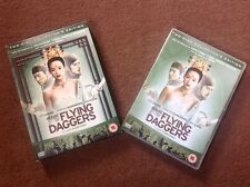 House of Flying Daggers, 2 DVD Set Collectors Ed Chinese, English Subtitles 114m