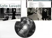 "LYLE LOVETT ""I Love Everybody"" (CD) 1994"