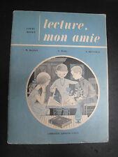 Lecture Mon Amie - 1962