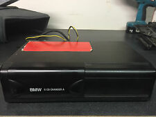 BMW E36/E34/E32 Alpine 6 Disc CD Changer 82 11 1 468 014 with Mounting Bracket
