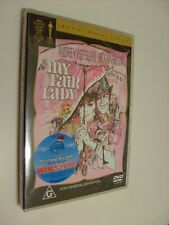 My Fair Lady Special Edition - 2-DVDs (Region 4) - NEW & SEALED - Free Postage