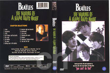 THE BEATLES - The Making of a Hard Day's Night   DVD NEW