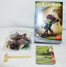 Lego Bionicle Bohrok Va Pahrak Va (8553) Open Box in Sealed Bag & Free Shipping